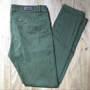 H&M army green pants.